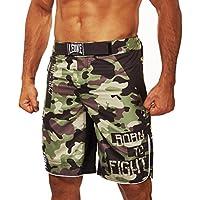 Leone 1947 Camo - Pantalones Cortos MMA Unisex Adulto