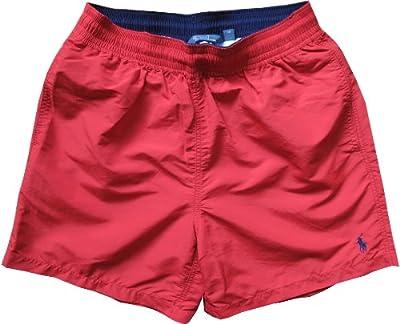 Ralph Lauren Polo hawaianas o de pantalón corto de bañador para rojo
