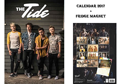 the-tide-official-calendrier-2017-the-tide-aimant-de-refrigerateur