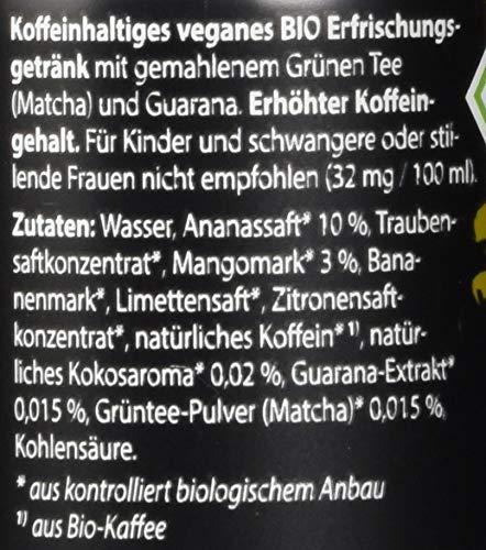 DAISHO - Tiger Bio Energy (vegan), 24er Tray (24 x 250ml)