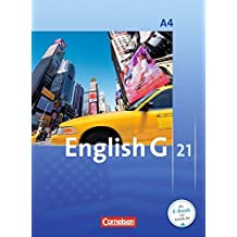 English G 21 - Ausgabe A: English G 21 A: Für Gymnasien 4