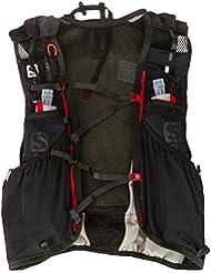 Salomon Adv Skin 12 Set Black/Matador Rucksäcke und Taschen
