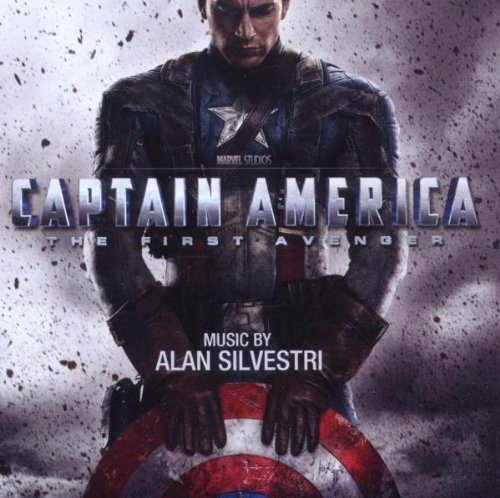 Preisvergleich Produktbild Captain America: The First Avenger (Original Motion Picture Soundtrack) by Alan Silvestri (2011-07-17)