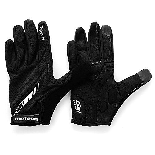 RADHANDSCHUHE FULL METEOR FX10 für Radsport MTB Road Race Downhill Wandern und andere Sports unisex (S) (Endura Unterstützung)
