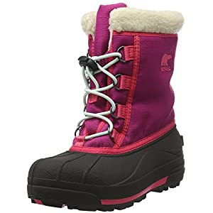 Sorel Children Unisex Boots, YOUTH CUMBERLAND, Pink (Deep Blush), Size UK: Child 2