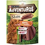 Adventuros Hundesnack Sticks, (6 x 120 g)