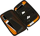 AmazonBasics Travel Case Electronic Devices (e.g. GPS, MP3 Portables, Nintendo DS)
