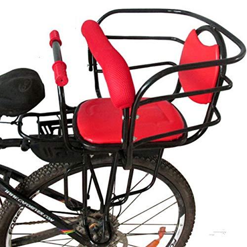 AIBAB Fahrradbabysitz Kindersitz Hinten Kindersattelunterlage Kinderfahrradzubehör