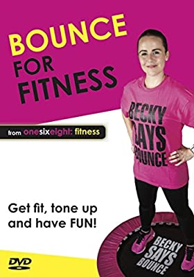 Bounce for Fitness - The NEW Mini Trampoline Workout DVD from onesixeight: fitness