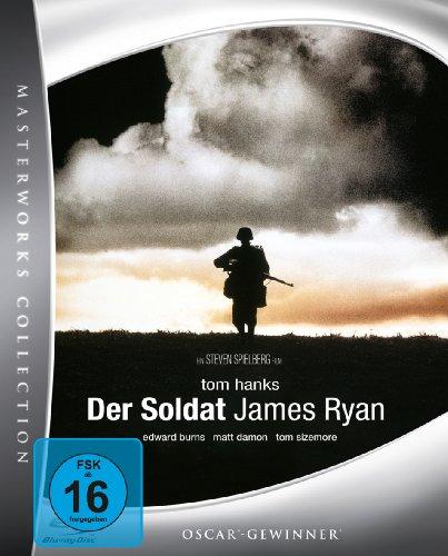 Bild von Der Soldat James Ryan - The Masterworks Collection [Blu-ray]