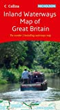 Collins Nicholson Inland Waterways Map of Great Britain (Collins/Nicholson Waterways Guides)