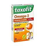 TAXOFIT Omega-3 Premium-Algenöl Kapseln 30 St Kapseln