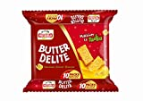 #10: Priyagold Butter Delite Namkeen Butter Biscuits, 500gm (Pack of 10)