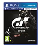 Gran Turismo Sport (PSVR Compatible) - Day One Edition [PlayStation 4 ]