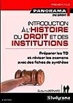 Introduction � l'histoire du droit et...