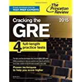 0aae54d98 Cracking the GRE with 4 Practice Tests 2015 Edition (Graduate School Test  Preparation). Rs.695
