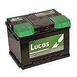 LC075 Lucas Autobatterie 12V 53Ah
