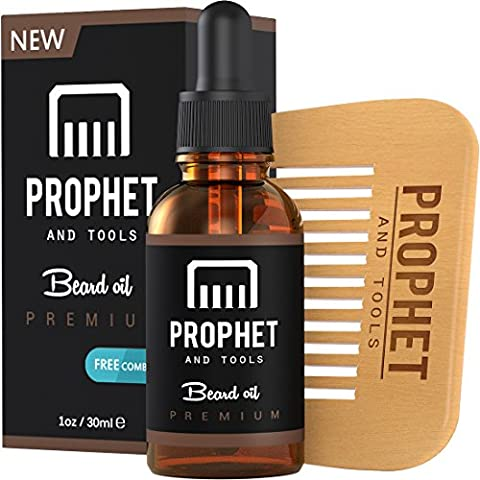 TOP SELLING IN USA! Prophet and Tools Beard Oil and