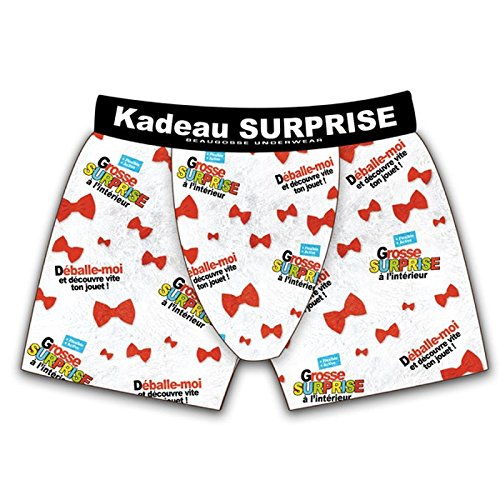 BOXER HOMME GROSSE SURPRISE
