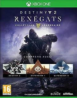 Destiny 2 : Renégats - Collection Légendaire (B07DPFLZN1) | Amazon price tracker / tracking, Amazon price history charts, Amazon price watches, Amazon price drop alerts