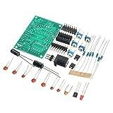 ILS - 3 pezzi ICL8038 Generatore di funzioni Kit di segnale multicanale forma d'onda generata pezzo di ricambio Formazione elettronica fai da te