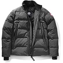 Canada Goose Woolford Mens Jacket L Graphite