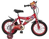 14 Zoll Kinderfahrrad Disney Cars McQueen Kinder Fahrrad Rad Jungenfahrrad