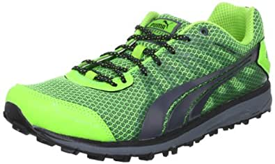 Puma - Scarpe da corsa Faas 300 Tr, verde (green), 44.5