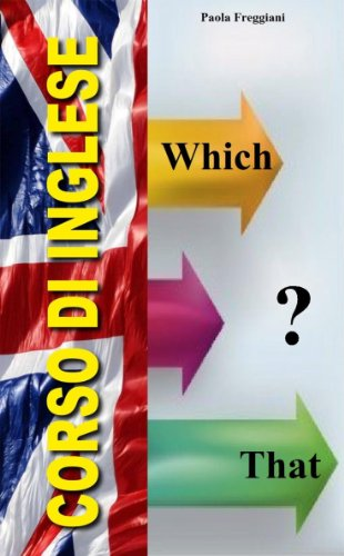 Corso di Inglese: Which o That?