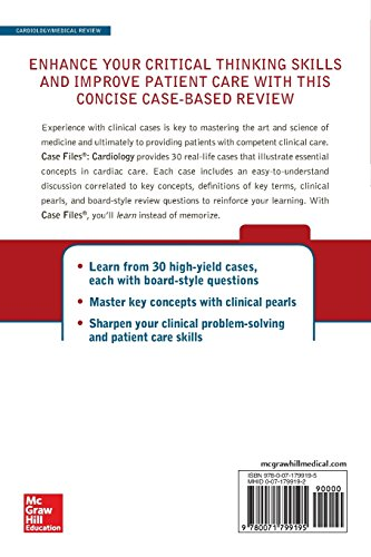 Case files cardiology (Medicina)