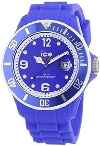 Ice-Watch Herren-Armbanduhr Analog Quarz Silikon SI.AMP.B.S.13