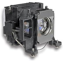 Alda PQ Original, Lámpara del proyector / de repuesto compatible con EPSON EB-1725, EB-1720, EB-1730W, EB-1735W, EB-1700, EMP-1725, EMP-1735W, EMP-1730W, EMP-1720, EB-1723, 1716, 1720, 1725, 1730W, 1735W proyectores, lámpara con PRO-G6s caja