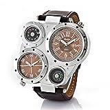 XWAN-nastro bussola orologio / uomo personalità della cinghia,un