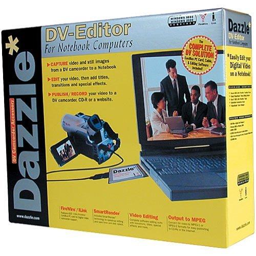 Dazzle DV-Editor for Notebook Computer