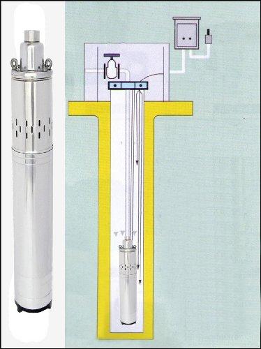 SONDERPREIS-SANDVERTRGLICHE-TIEFBRUNNENPUMPE-4-TAUCHPUMPE-BRUNNENPUMPE-SCREW-Star-370-4-SCHRAUBENPUMPE-besonders-empfehlenswert-fr-neuangelegte-und-sandhaltige-Brunnen-zur-Frderung-von-Flugsand