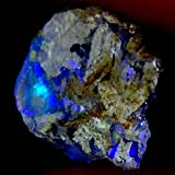 RADHEY KRISHNA GEMS 04.10CTS. 100% naturale etiope opale di fuoco multi Facet Rough Specimen Gemstone