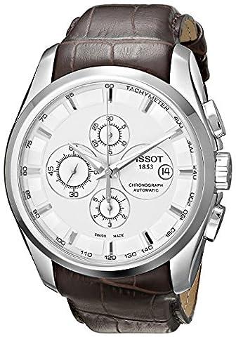 Tissot Men's Couturier Automatic Chronograph Watch -