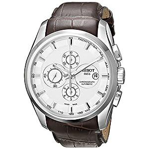 Tissot Couturier T0356271603100 – Reloj de Caballero automático,