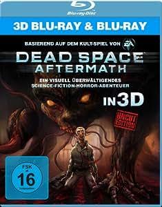 Dead Space: Aftermath - Uncut [3D Blu-ray]