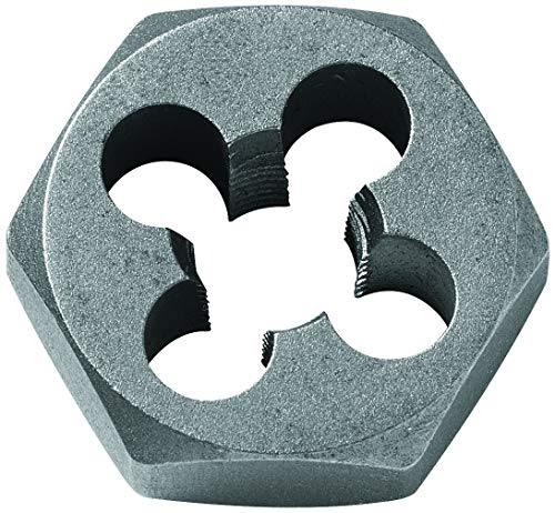 Hex-stock Carbon (Bosch BHD516F18 5/16 In. - 18 High-Carbon Steel Fractional Hex Die)