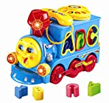 Toyhouse Smart Train with Music/Light/Bl...