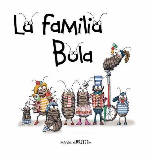 La familia Bola (Mini-animalist) por Mónica Carretero