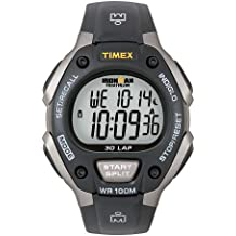 GENUINE TIMEX Watch 30 LAP FULL Unisex - T5E901