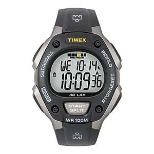 TIMEX Timex Ironman Triathlon 30 Lap Grey/Black / T5E901 /