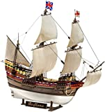 Revell 05486 - Modellbausatz - Pilgrim Ship Mayflower