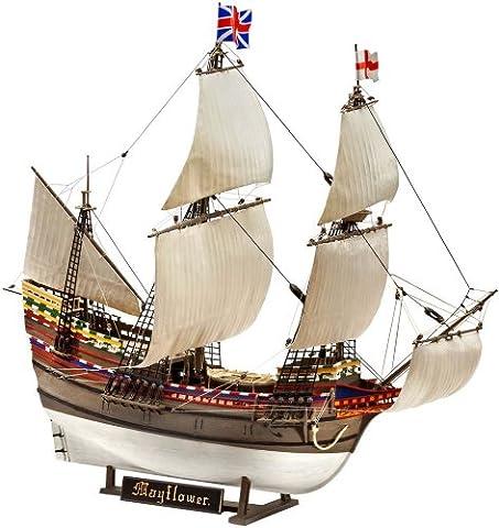 Revell Revell05486 Pilgrim Ship Mayflower Model Kit