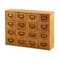 Geko 1-Storage (16 Drawers)