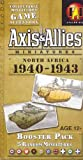 Wizards Of The Coast Milton Bradley 95788 - Axis und Allies: North Africa 1940-43 Booster