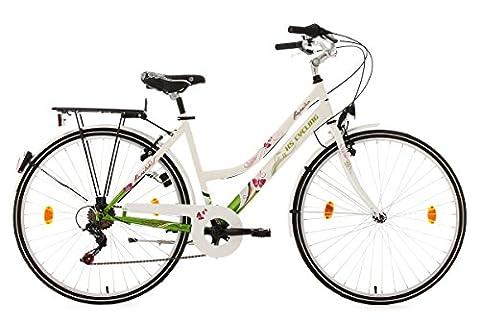 Shimano Tz 50 - KS Cycling 400B Papilio Vélo de ville