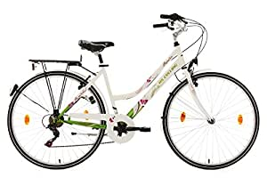 KS Cycling Damen Fahrrad Papilio: Amazon.de: Sport & Freizeit